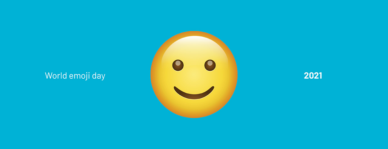 Dillo con un'emoji