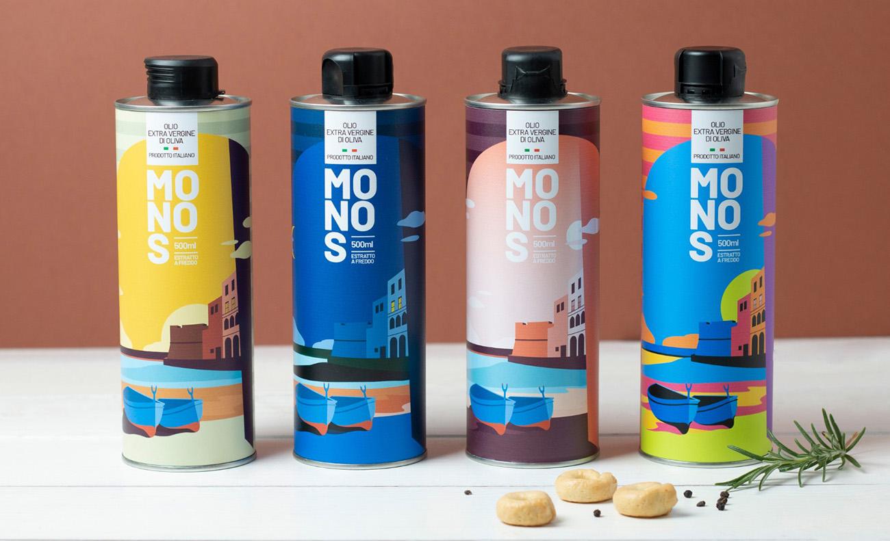 Monos, l'olio evo di Monopoli