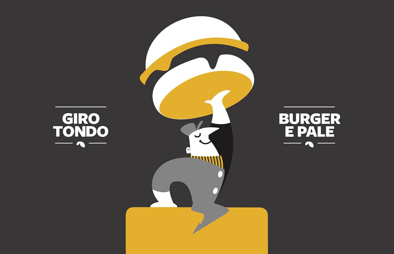 Burger e pale, una teaser costruita sul sentiment
